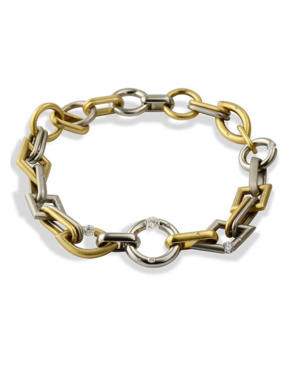 Bracelet designed by Steven Kretchmer