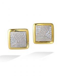 Prato earrings by Michael Bondanza