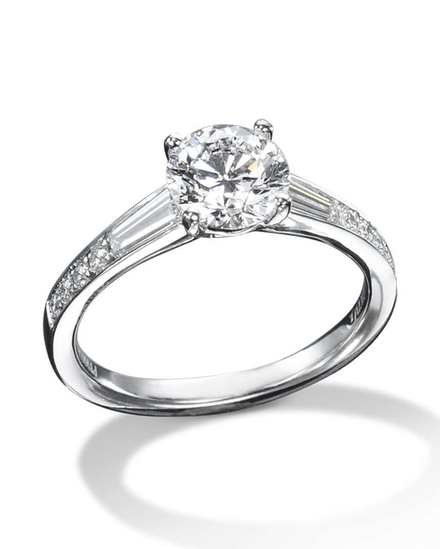 af5713e38 Round Diamond Classic Engagement Ring - Turgeon Raine