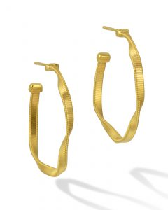 Marrakech hoops by Marco Bicego