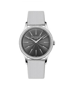 4897G-010 - White Gold - Ladies - Calatrava