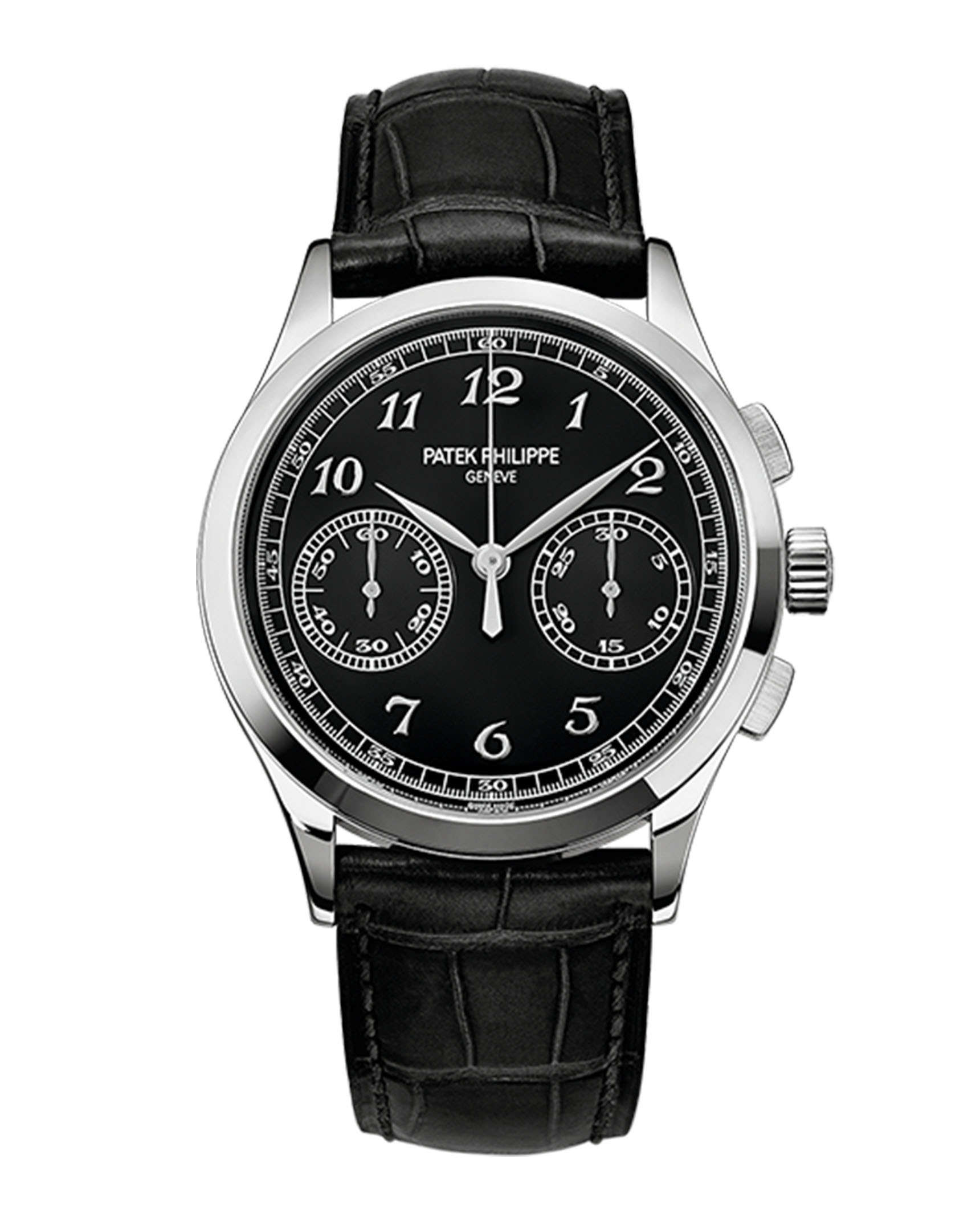 5170g 010 White Gold Men Complications