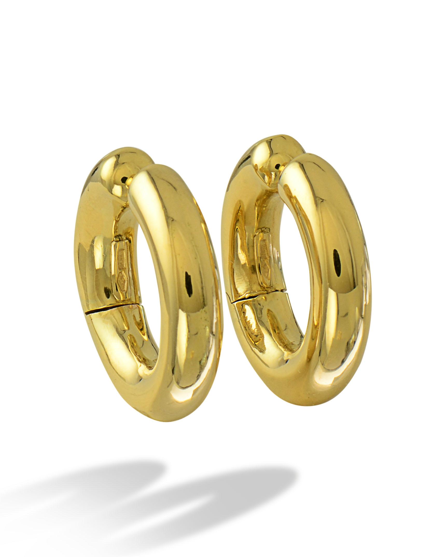 c4b87279b Hoop Earrings for Non-Pierced Ears - Turgeon Raine