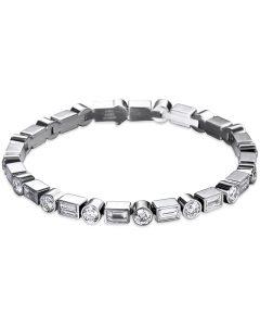 Amila Platinum Diamond Bracelet by Henrich & Denzel